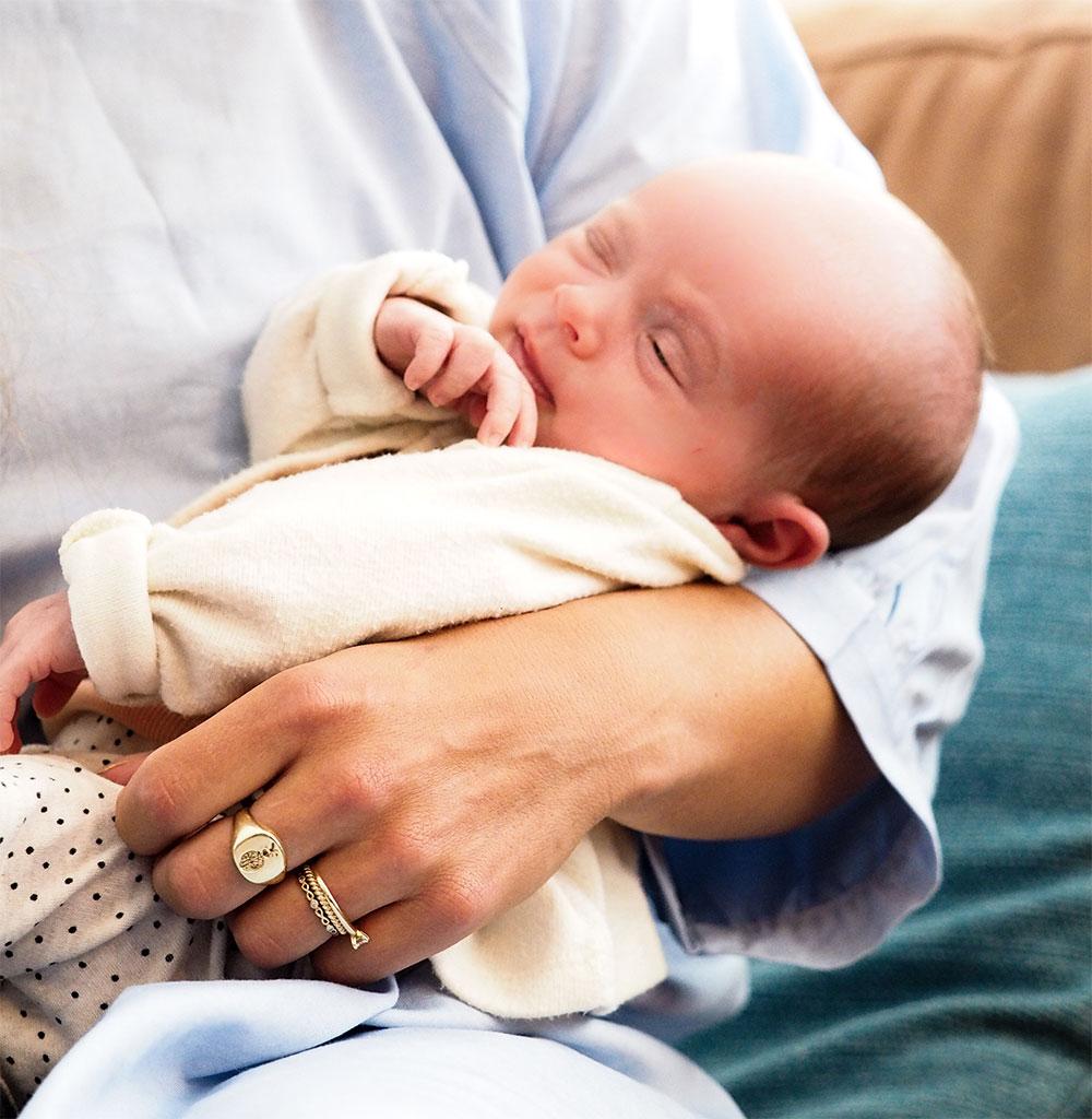 Kraamtijd de eerste dagen na de bevalling